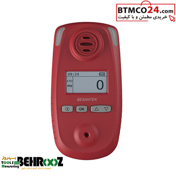 آنالایزر گاز اکسید اتیلنBESANTEK BST-MG01ETO Ethylene Oxide Gas Detector
