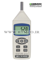 صوت سنج لوترون Lutron SOUND LEVEL METER SD Card real time data recorder  SL-4023SD