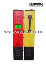 PH متر ، مزولب MESU LAB PH-009N